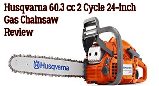 Husqavarna Chain Saws