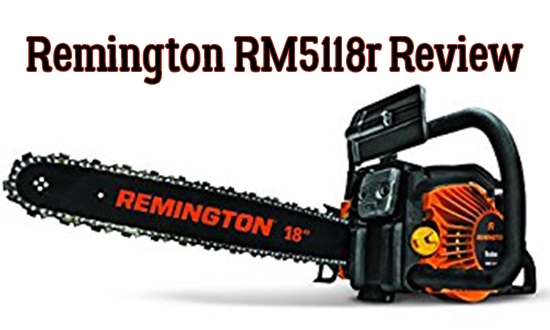 Remington RM5118r Review