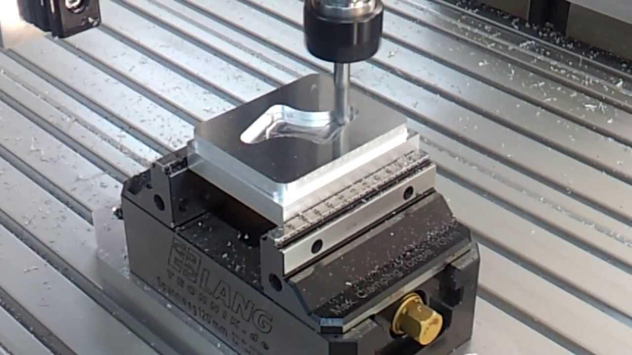 machining aluminum at home