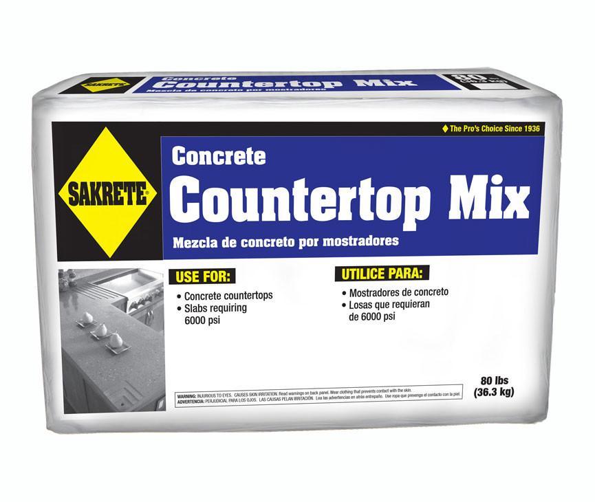 sakrete concrete mix