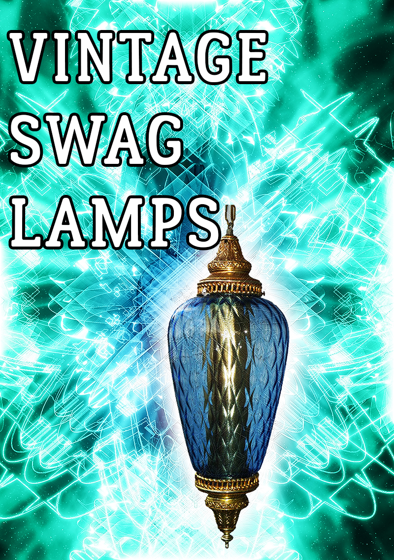 Vintage Swag Lamps That Plug In To The Wall Do It Yourself