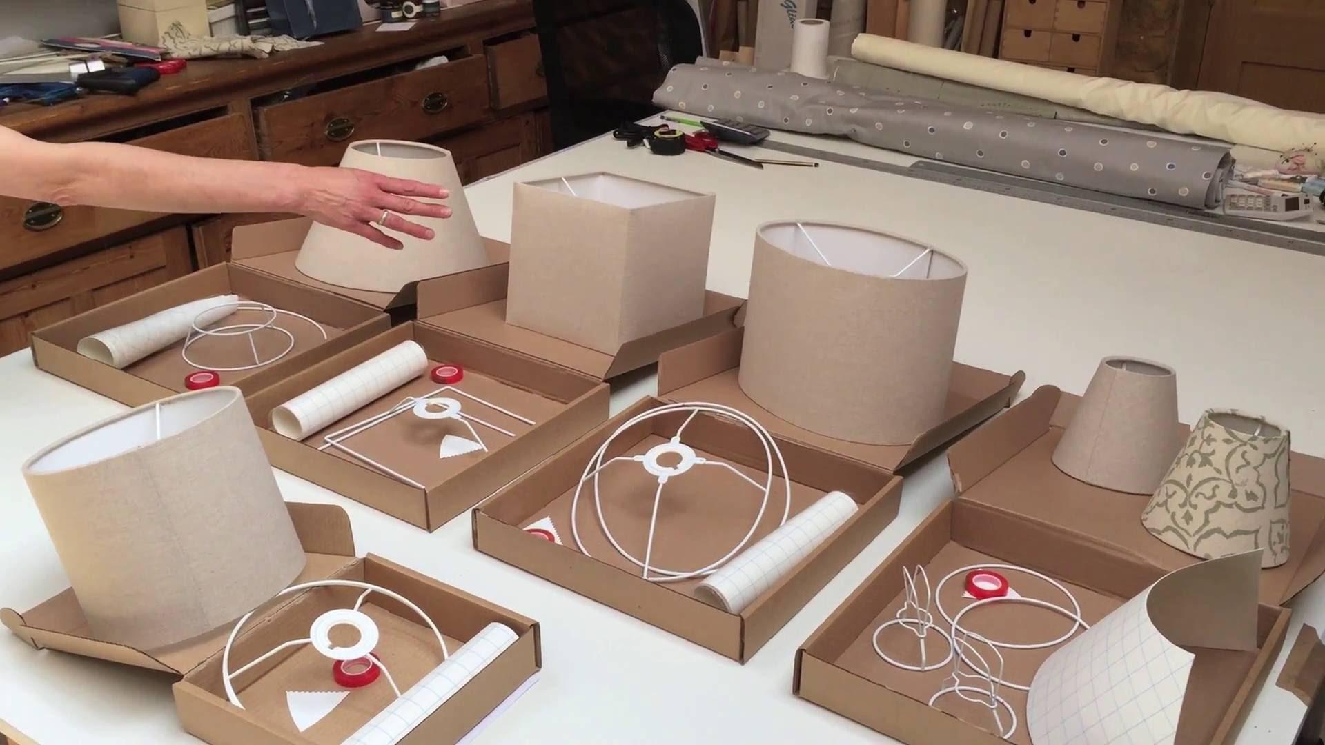lampshade making kits wholesale