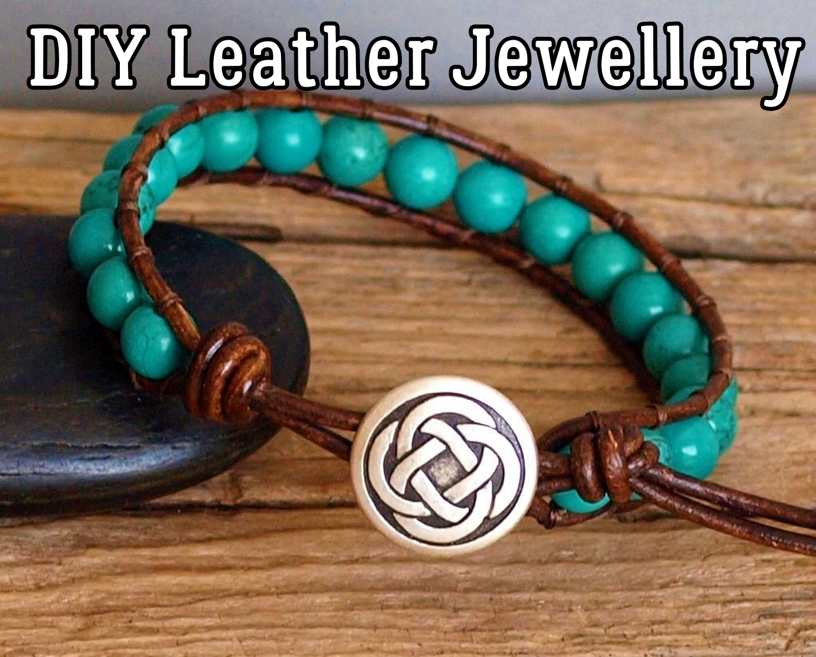 DIY Leather Jewellery