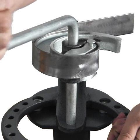 compact metal benders