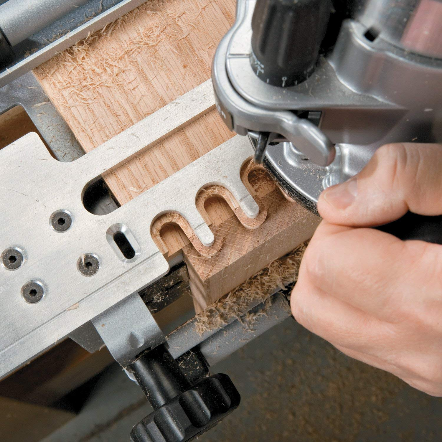 diy dovetail jig