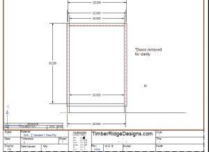 simple cupboard design