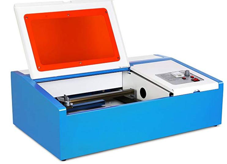 CNCShop Laser Cutter