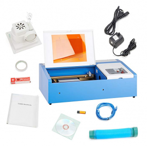 Orion Motor 40W Laser Engraving Machine