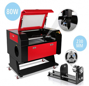 Superland 80W Laser Cutting Machine