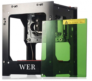 WER 1500MW DIY Laser Engraver