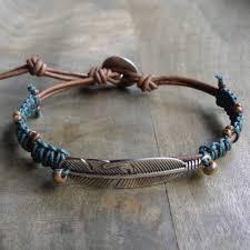 diy leather jewellery