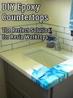epoxy resin countertops