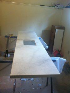 epoxy resin kitchen countertops