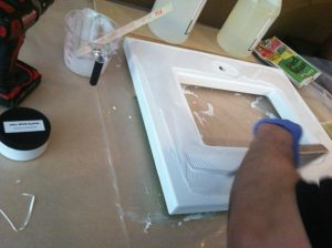 resin worktops